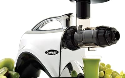 Omega Juicers NC900HDC Juicer Extractor Review