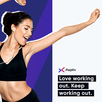 Love Working Out, Keep Working Out