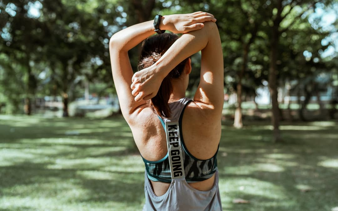 Upper Back Stretches To Relieve Back Pain