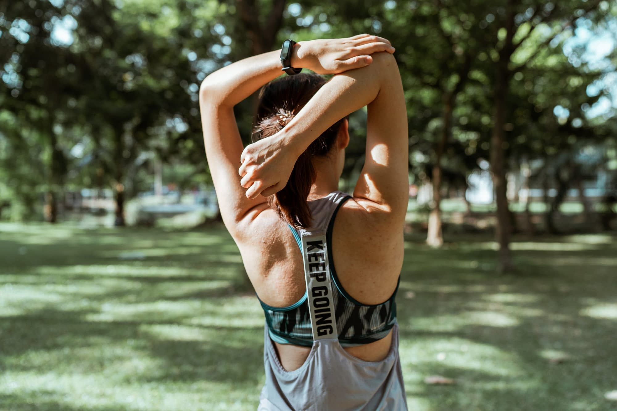 Stretching for Upper Back Pain