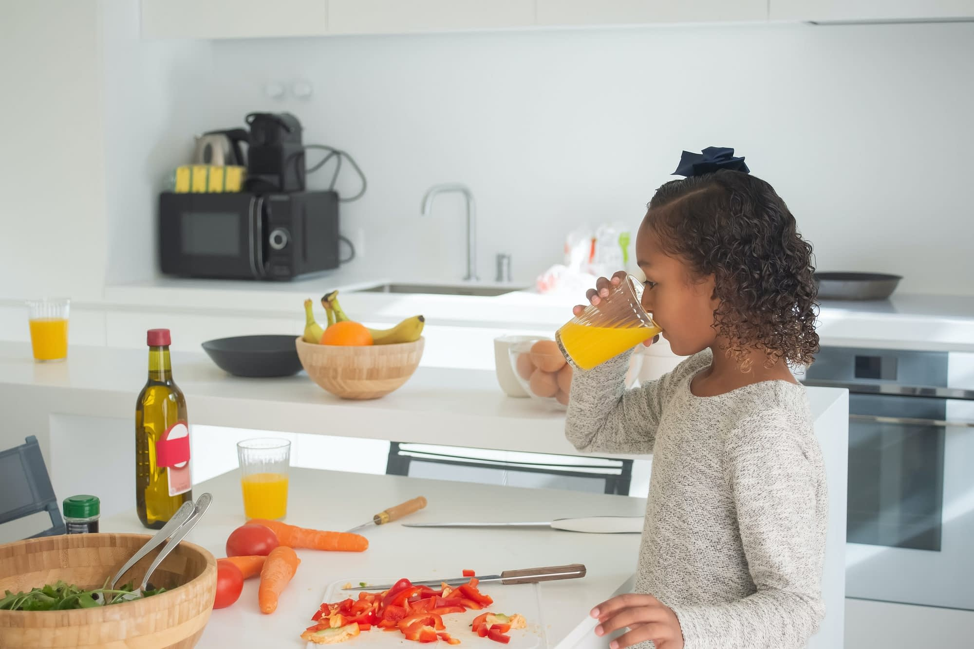 Giving immune-boosting juices for kids helps strengthen their little bodies, particularly their immune system.