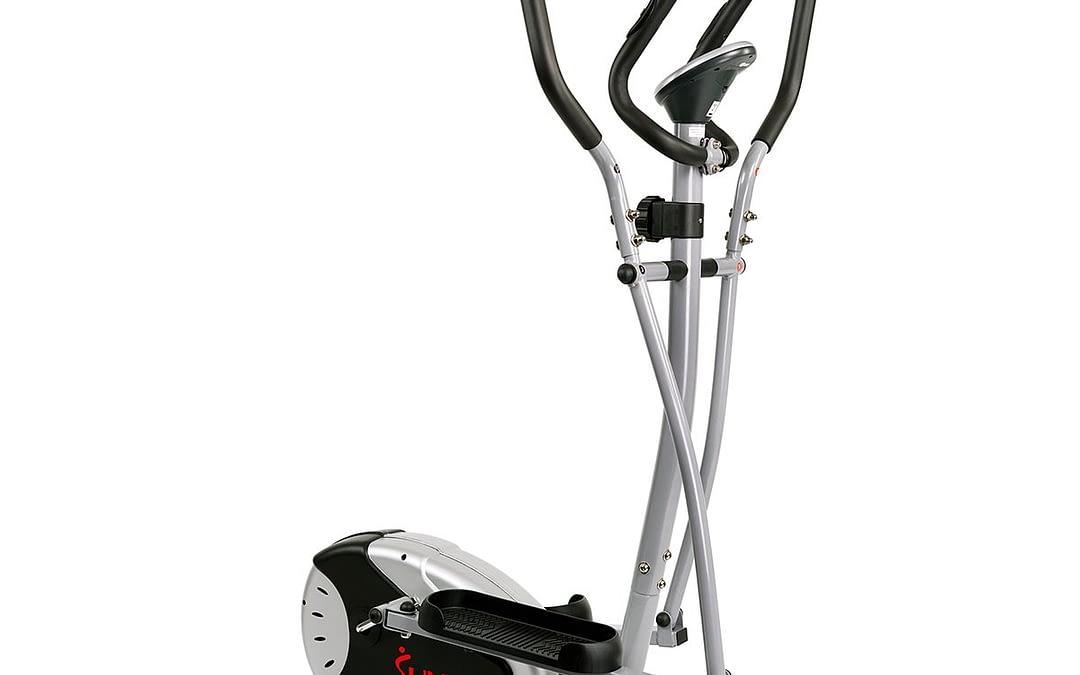 Sunny Health & Fitness SF-E905 Elliptical Machine Cross Trainer Review