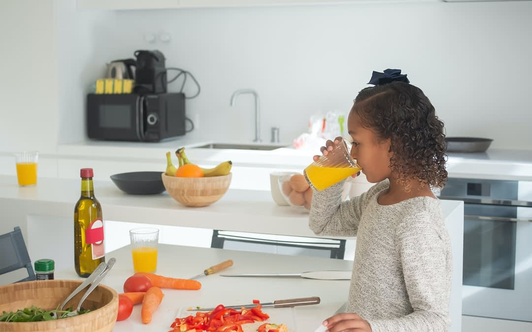 Immune Boosting Juices for Kids