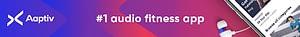 Aaptiv Audio Fitness App