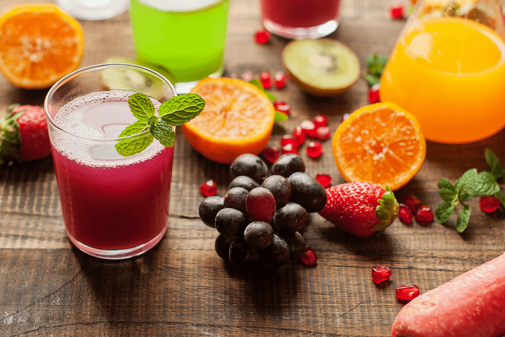 Grape Juice Recipes: Healthy Juices You Can Do at Home
