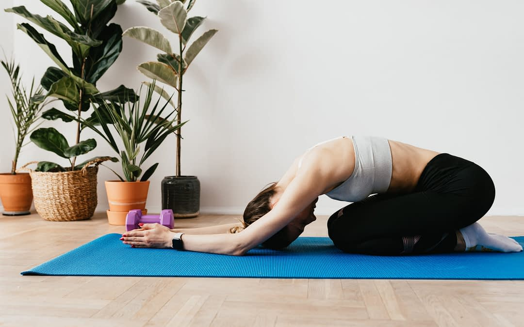 PNF Stretching For Optimum Rom